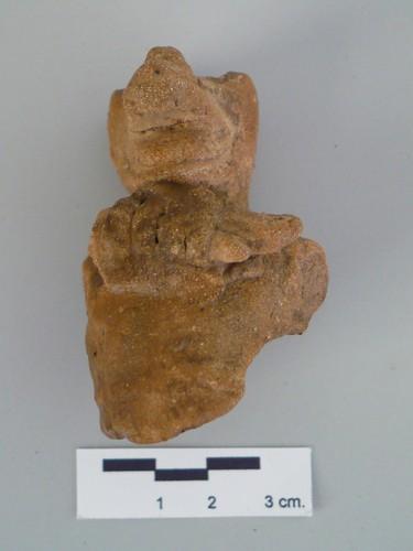 Figurilla antropomorfa parcial