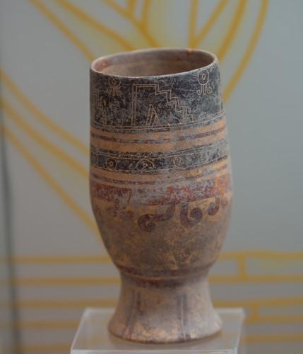 Vaso mixteco