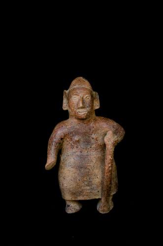 Escultura antropomorfa