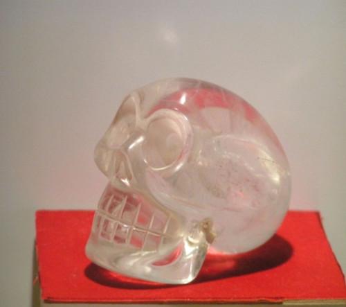 Cráneo de cristal