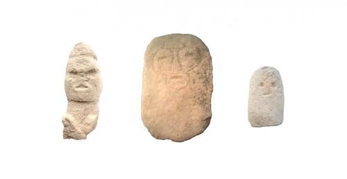 Esculturas antropomorfas