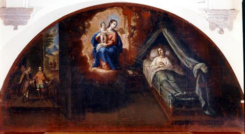 Aparición de la Virgen a san Ignacio