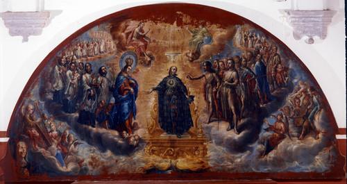 Glorificación de san Ignacio