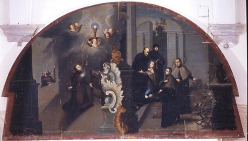 Llegada a Roma y noviciado de san Estanislao de Kostka