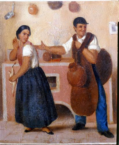Escena de cocina