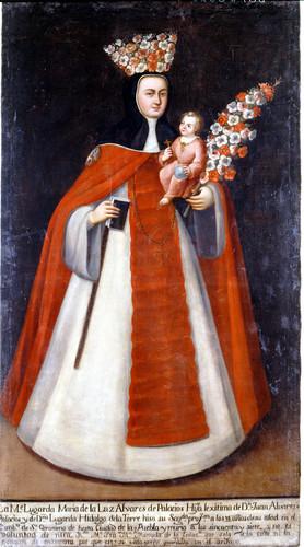 Madre Lugarda María de la Luz