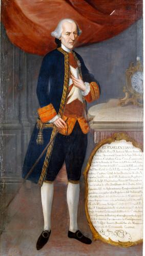 Antonio María de Bucareli y Ursúa