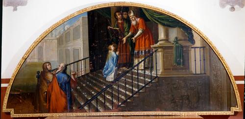 Presentación de la Virgen al Templo