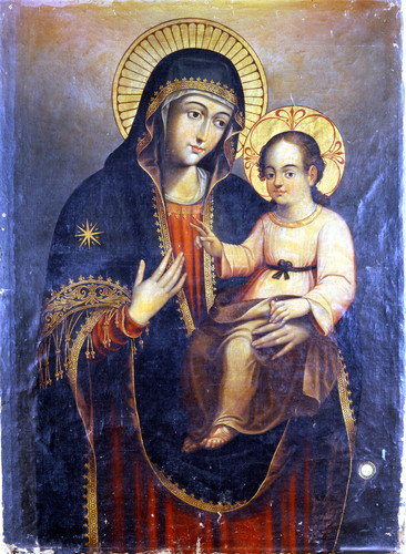 Virgen del Popolo o Virgen de las Nieves