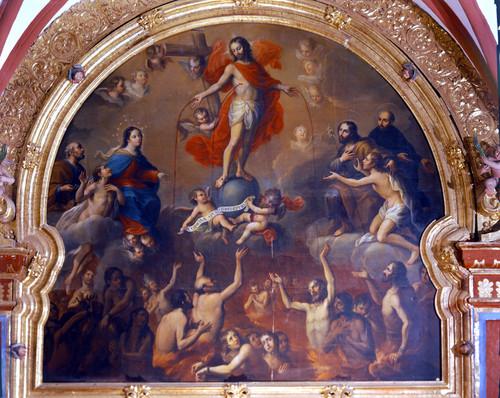 Alegoría de la preciosa sangre de Cristo