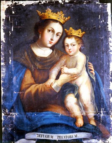 Virgen del Refugio