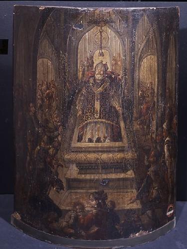 Muerte de San Nicolás