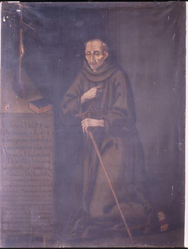 Retrato de fray Bartolomé Ruiz de la Concepción