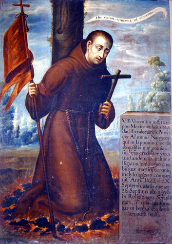 Vicente de San José, fray