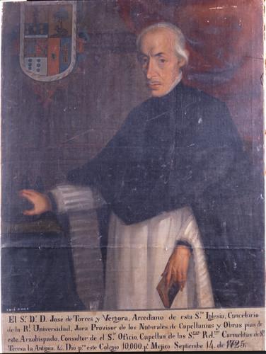 José de Torres y Vergara