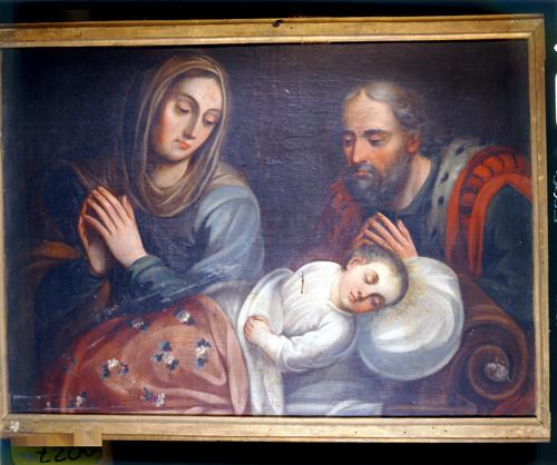 Sueño de la Virgen