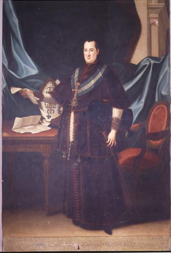 Alonso Núñez de Haro y Peralta