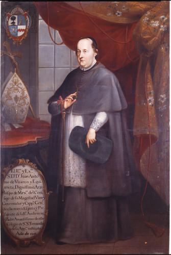 Juan Antonio de Vizarrón y Eguiarreta