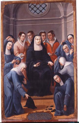 María de Aragón y la reforma concepcionista