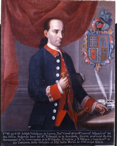 José Velázquez de Lorea