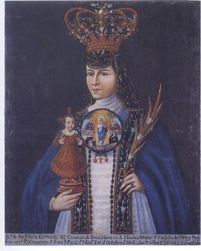 Sor María Gertrudis del Corazón de Jesús