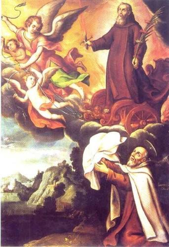 San Elías es arrebatado