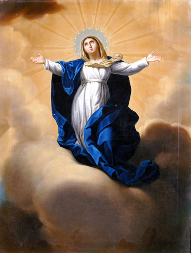 Inmaculada o Purísima Concepción
