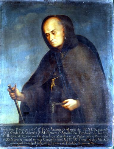 Antonio Margil de Jesús, fray