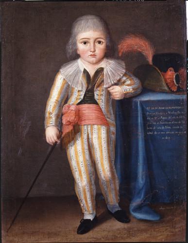 Niño Juan Crisóstomo