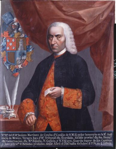 Jacinto Martínez de Concha