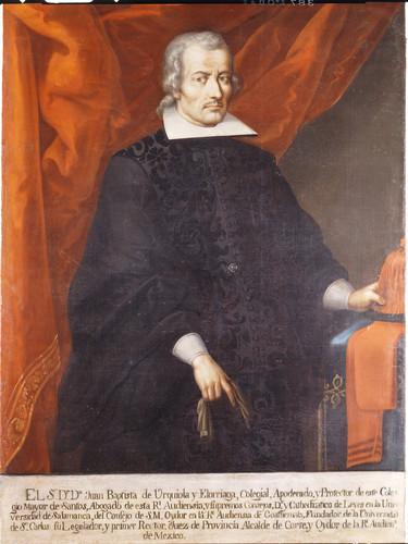 Juan Bautista de Urquiola y Elorriaga