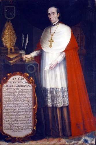 Juan Ignacio María de Castorena y Ursúa