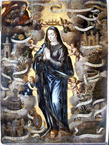 Tota Pulchra o Inmaculada Concepción