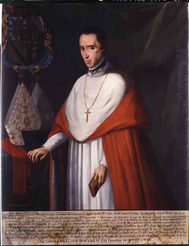 Nicolás Carlos Gómez de Cervantes