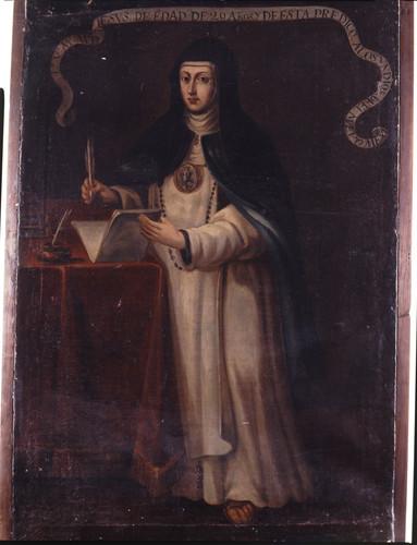 Venerable madre María de Jesús de Ágreda
