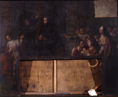 San Ignacio en Salamanca, predica desde la cárcel