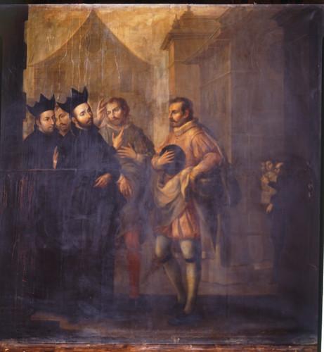 Casas que  el celo de san Ignacio fundó en Roma