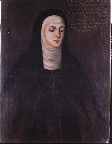 Sor María Margarita del Niño Jesús