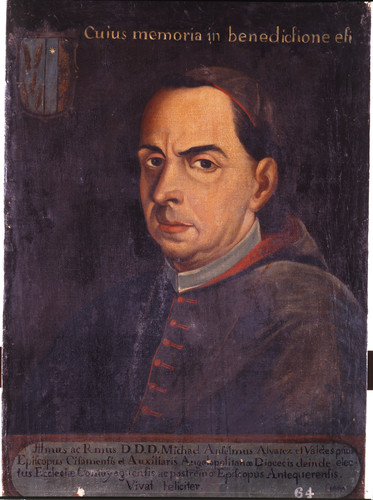 Miguel Anselmo Alvarez de Valdez