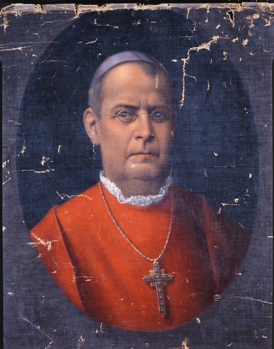 Retrato de Sumo Pontífice