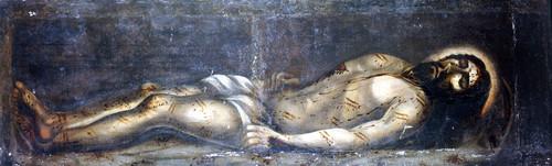 El santo entierro