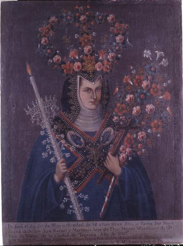 Sor María Juana del Señor San Rafael