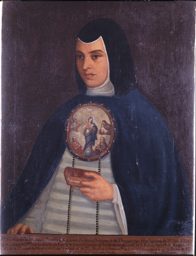Sor Ana Josefa del Corazón de Jesús