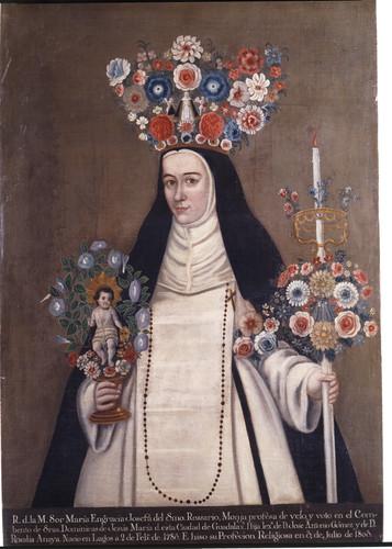 Sor María Engracia Josefa del Santísimo Rosario