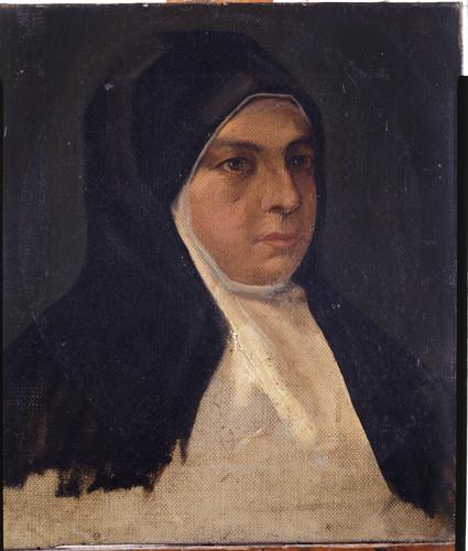 Monja dominica