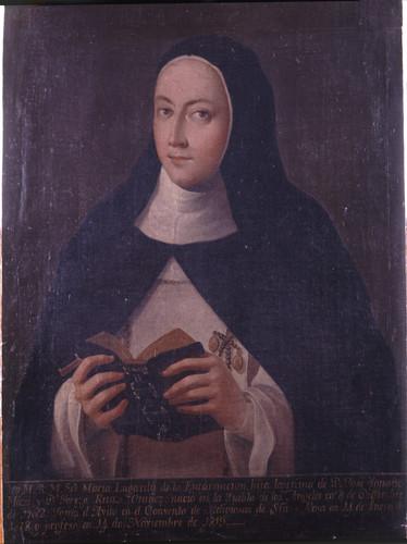 Sor María Lugarda Encarnación