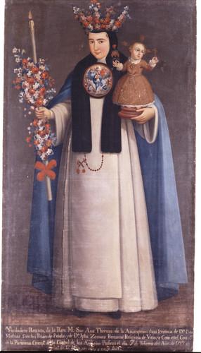 Sor Ana Teresa de la Asunción