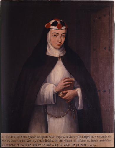 Sor María Ignacia del Espíritu Santo