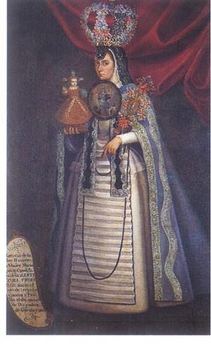 Sor María Ignacia Candelaria