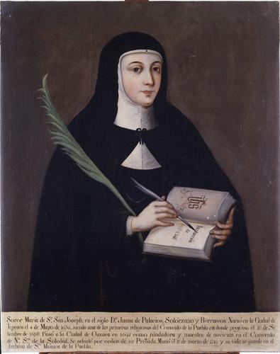 Sor María del Señor San José